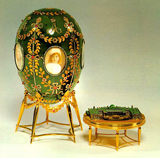 The Faberge Easter Egg