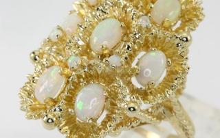 October Birthstone, Opal